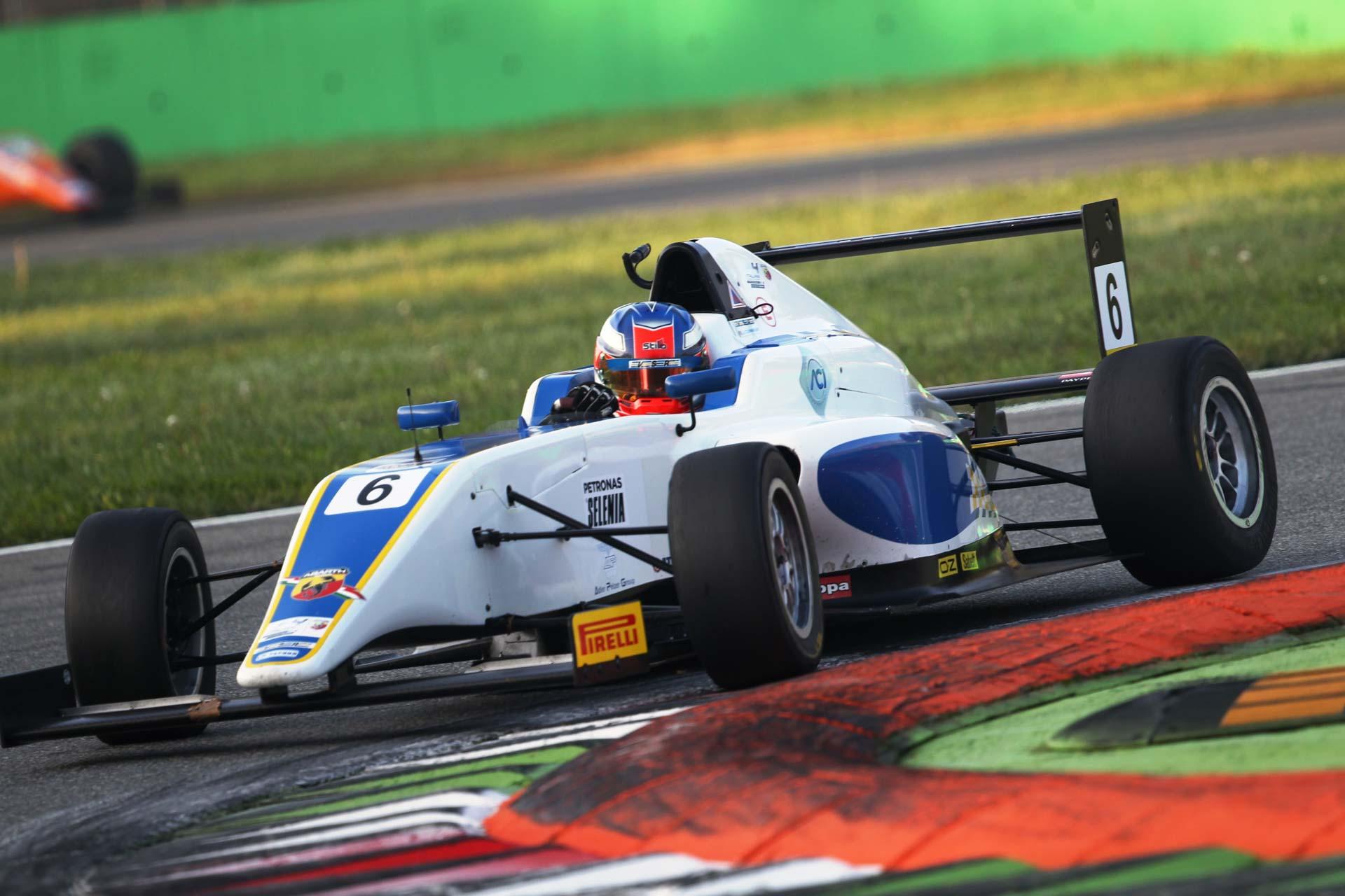 2016 Monza - VSR Jaden