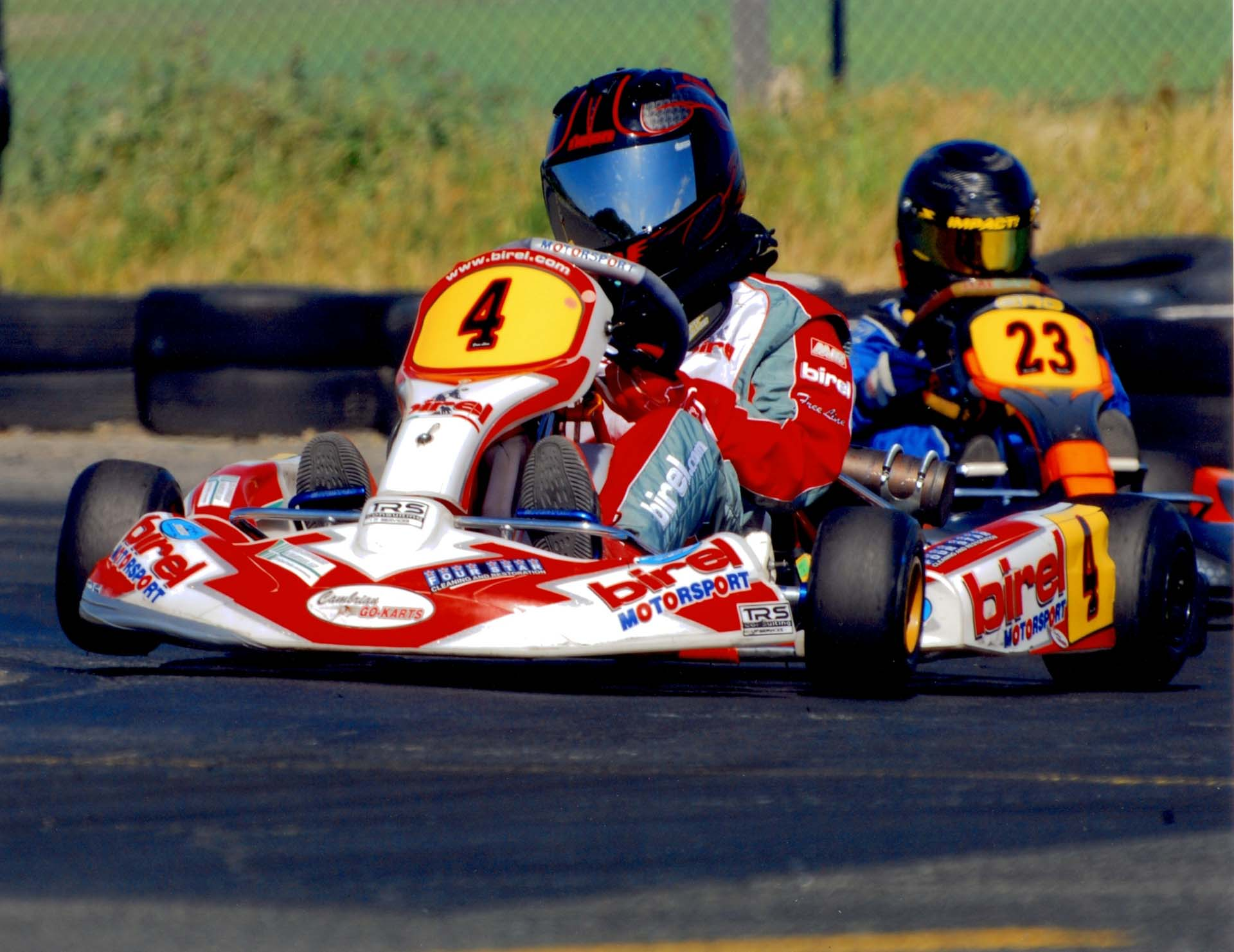 Infenion Rotax Race 1