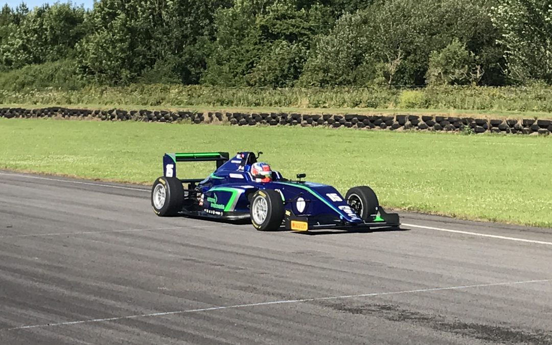 Carlin Development Driver Conwright targets Mazda Road to Indy in 2018