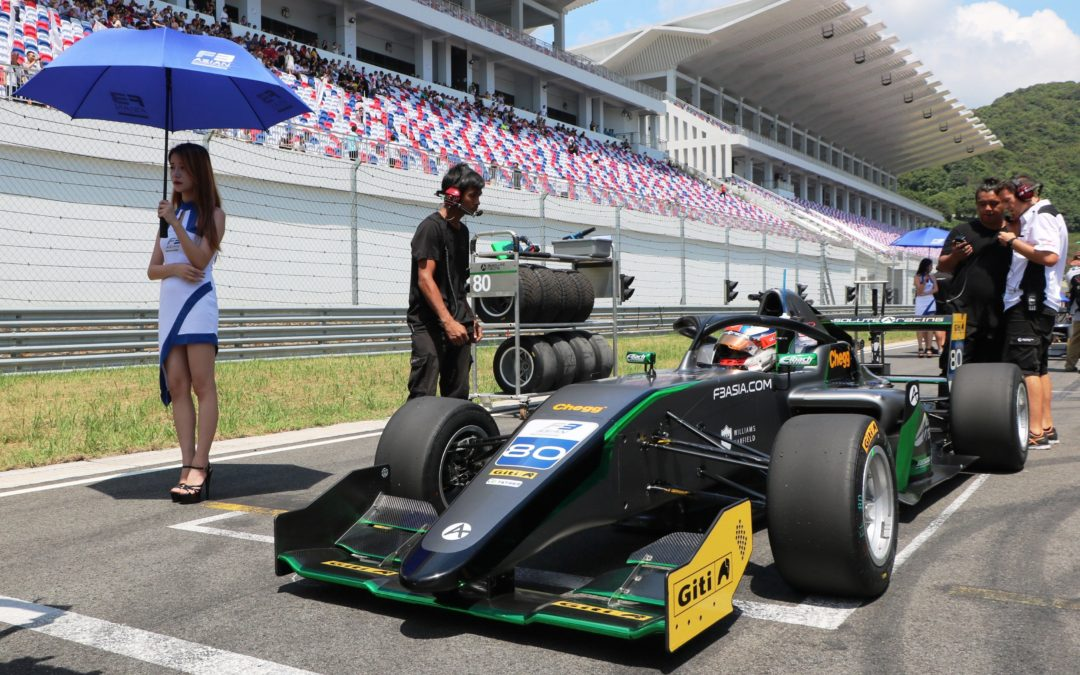 Absolute Racing eyes the prize as F3 prepares for Shanghai showdown